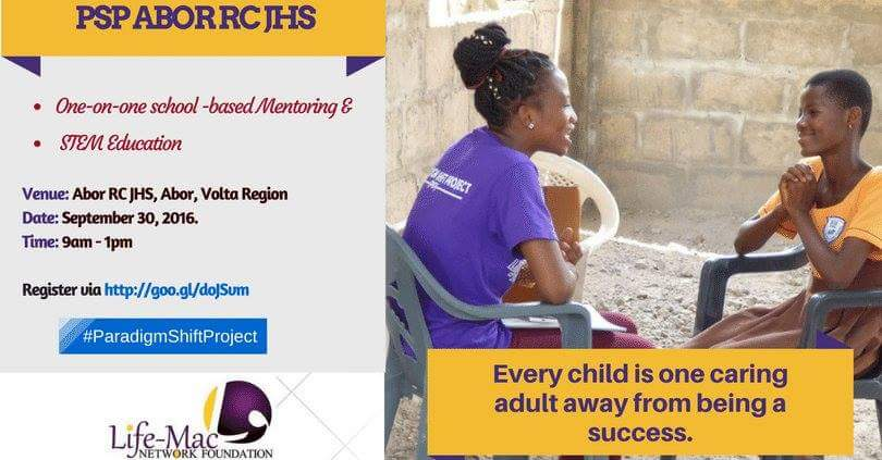 #volunteeringh:Sign up https://t.co/A1SuAJ6DRU & mentor these kids on #Sep30 @ Abor. #ParadigmShiftProject #nvday16 https://t.co/czI2rQ6Cst