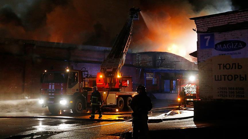 ВестиRu Страшный пожар в Химках семью хоккеистки