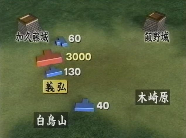 """偏見で語る兵器bot Twitterren: """"木崎原の戦いとか戦力比お前おかしい ..."""