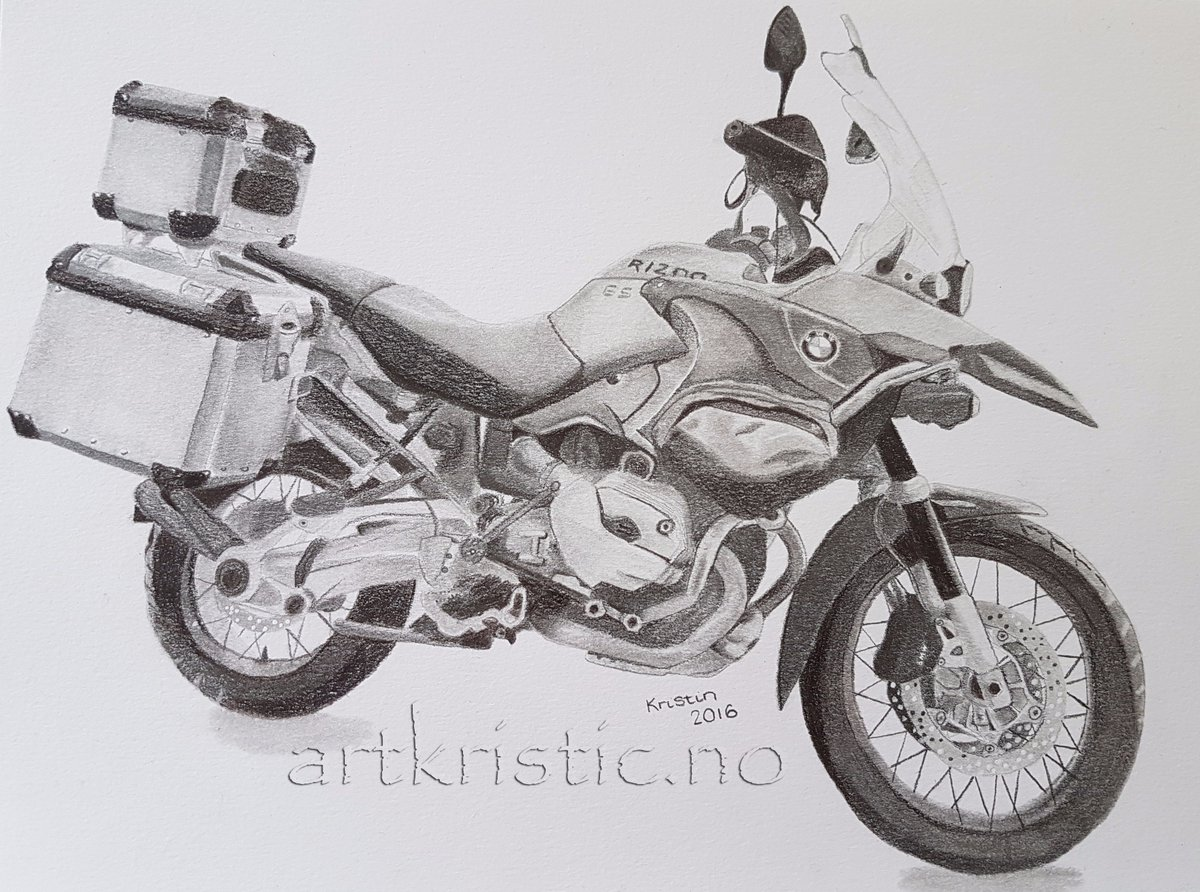 Artkristic On Twitter My Latest Drawing A Bmw Gs 1200 Adventure Pencilart Motorcycle Motorbike Bmwbike Gsa1200 Gs1200 Gs1200adventure Https T Co Yylban9wma