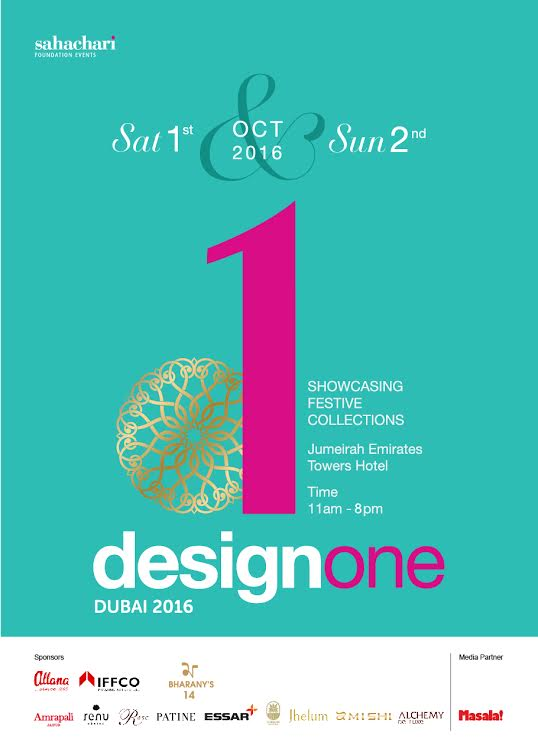 The countdown to Design one Dubai begins.....visit us for all your festive shopping!