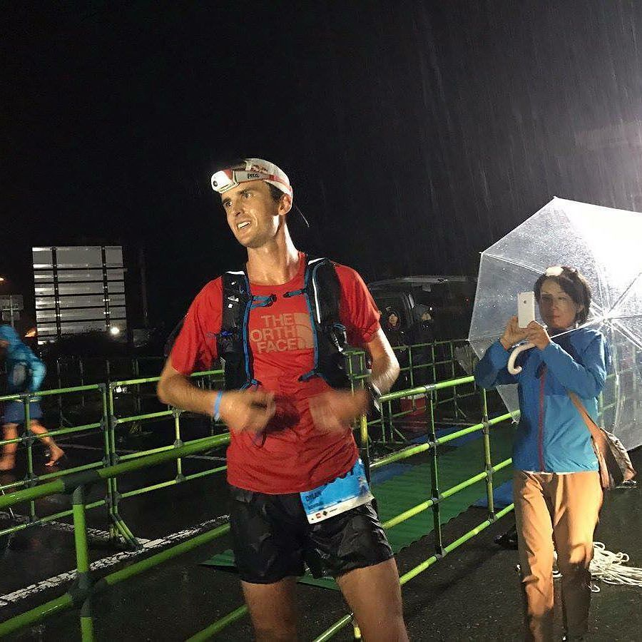Heavy rain at Ultra-Trail Mt. Fuji results to last minute changing course. The 100 miles w… ift.tt/2dg1zKA