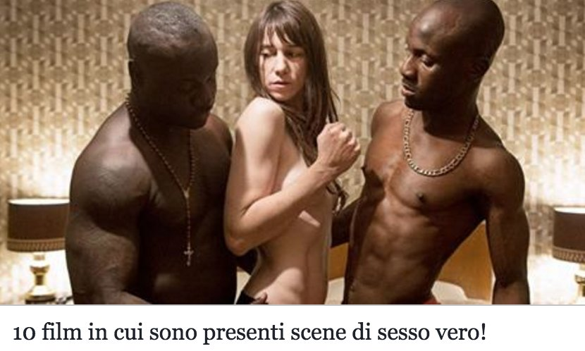 SCOPARE BENE FILM ADOLESCENZIALI SESSUALI