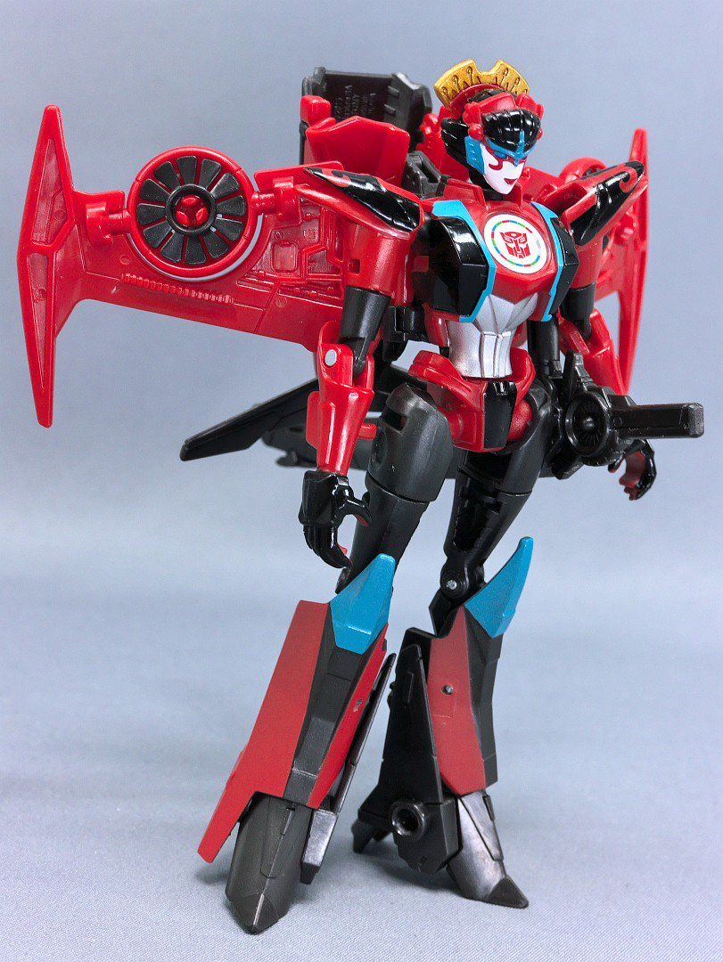 Transformers News: Takara Tomy Transformers Adventure Nemesis Prime, Starscream and Windblade images