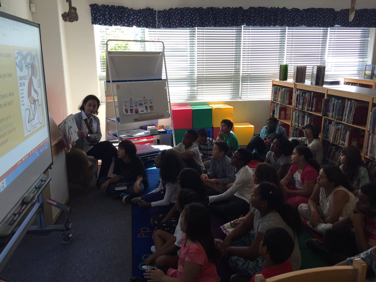 Emmanuel Ofosu Yeboah...a true champion for people with disabilities! 5th graders LOVE read-alouds too! <a target='_blank' href='http://search.twitter.com/search?q=HFBtweets'><a target='_blank' href='https://twitter.com/hashtag/HFBtweets?src=hash'>#HFBtweets</a></a> <a target='_blank' href='https://t.co/QQtrZIQYGd'>https://t.co/QQtrZIQYGd</a>
