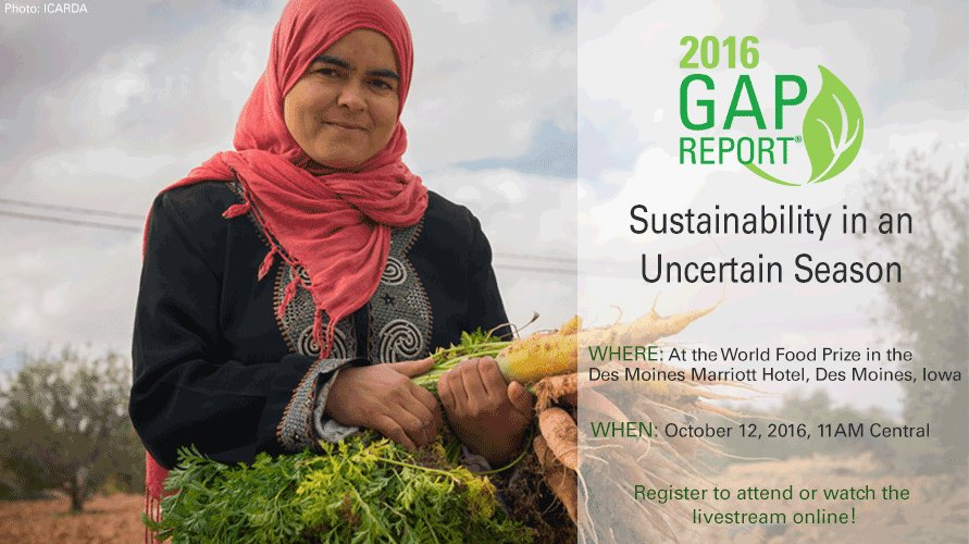 Join us October 12 for our 2016 #GAPReport release. Register to attend or watch online. https://t.co/WQm7Pz2sWP https://t.co/boQdpIDbYC