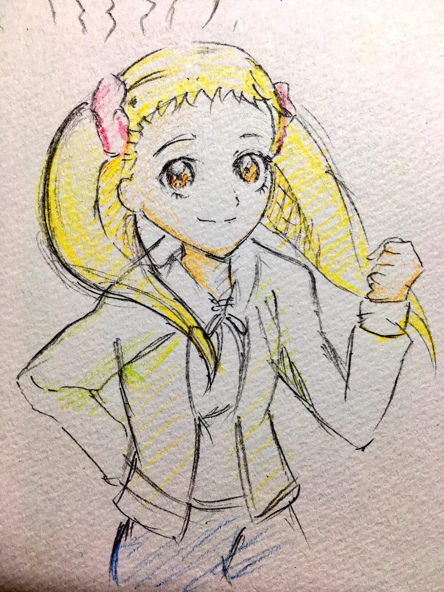 Jnaさん (@jina_ura99)さんのイラスト