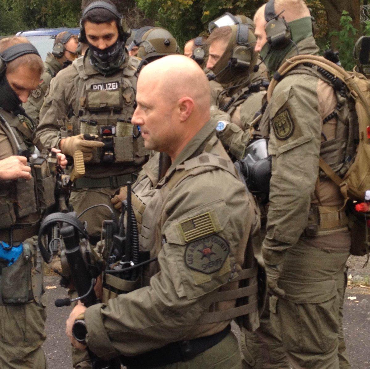 seb on twitter lasd seb members training with germany s gsg9