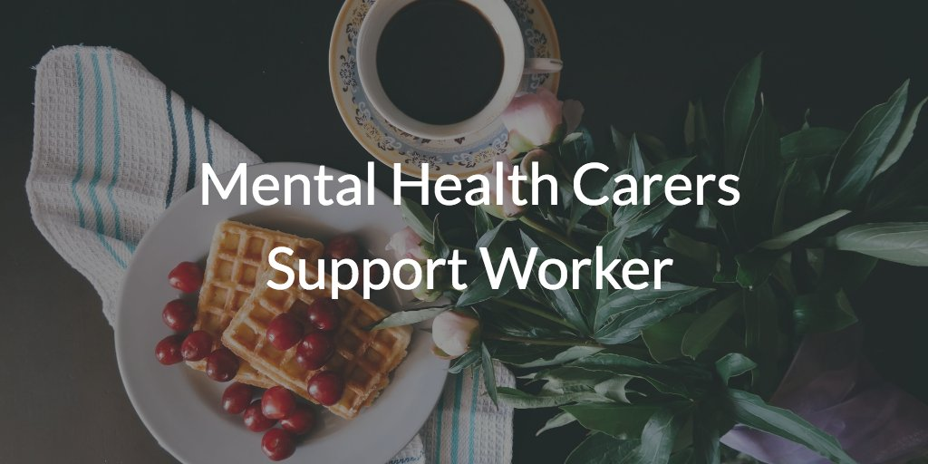 mental health carers support