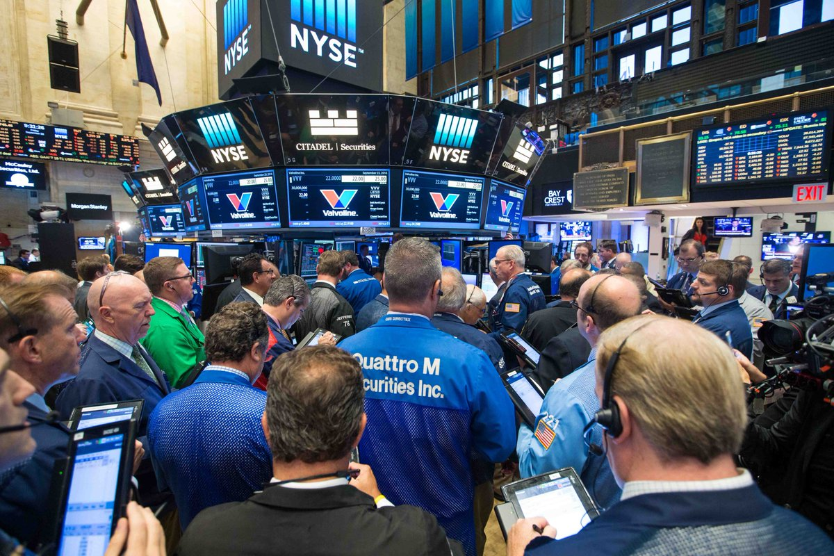 NYSE - We Are Living Tech on Twitter: