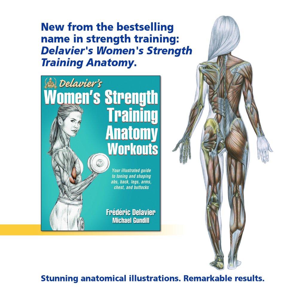 Human Kinetics On Twitter Delaviers Womens Strength Training