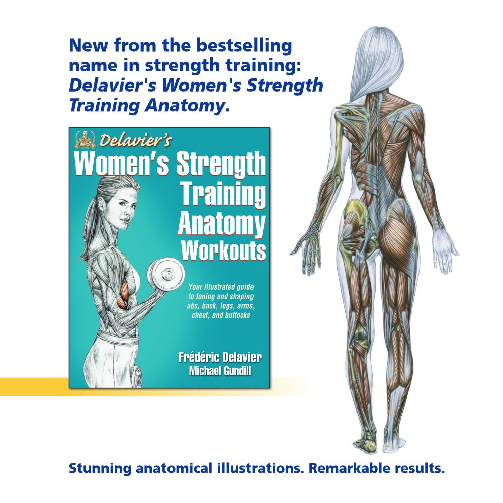 Strength Training Anatomy Package 3rd Edition With DVD · deadlift22