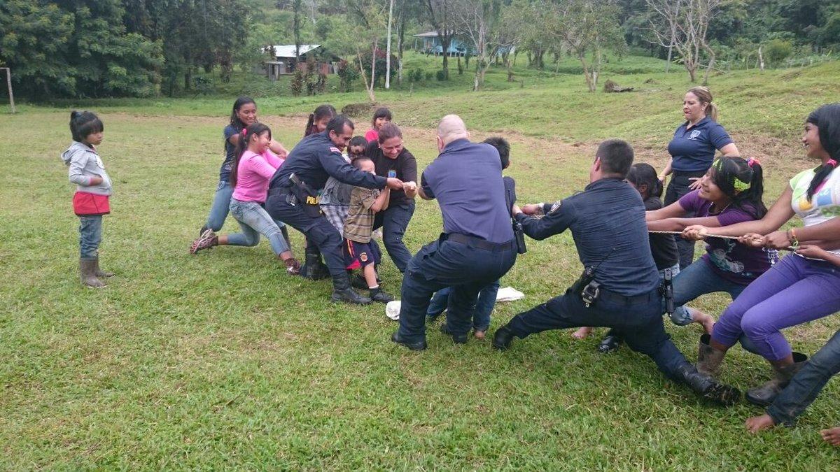 Fuerza Publica Cr On Twitter Los Ninos Zona De Nimari Chirripo