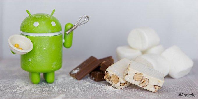"""Android """"whipping lên một cái gì đó ngọt ngào"""" để kỷ niệm sinh nhật thứ tám của Android"""