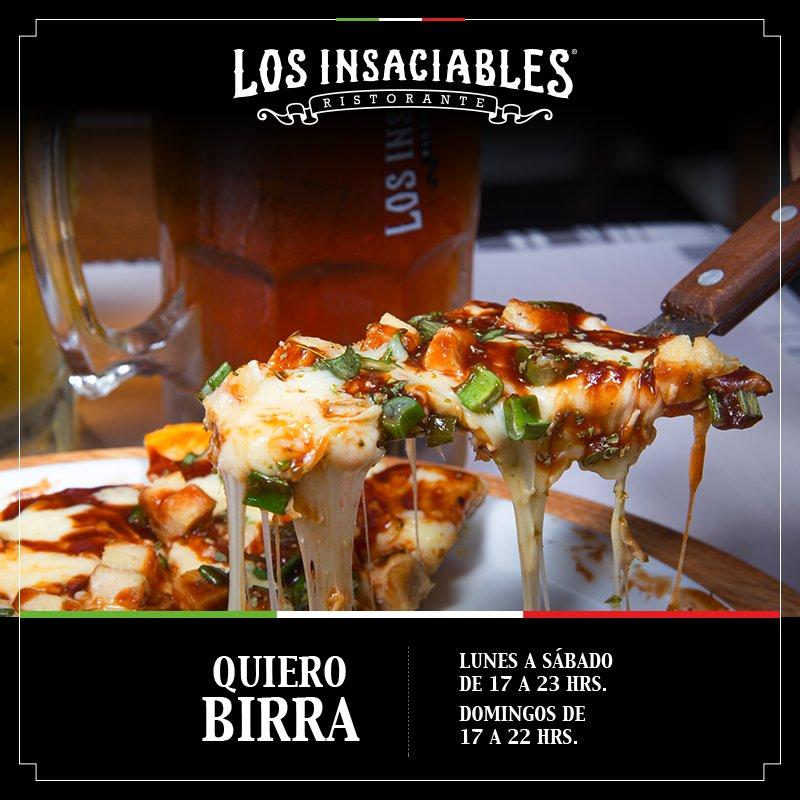 Reserva Quiero Birra en https://t.co/RLeHWL3MwS y te regalamos 1 lt de schop 17-23hrs #pizza https://t.co/Pi1IvxfOFM
