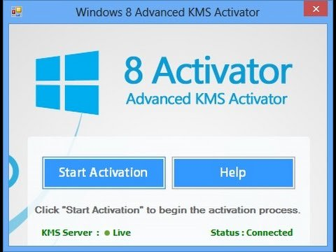 what is kms activator windows 8