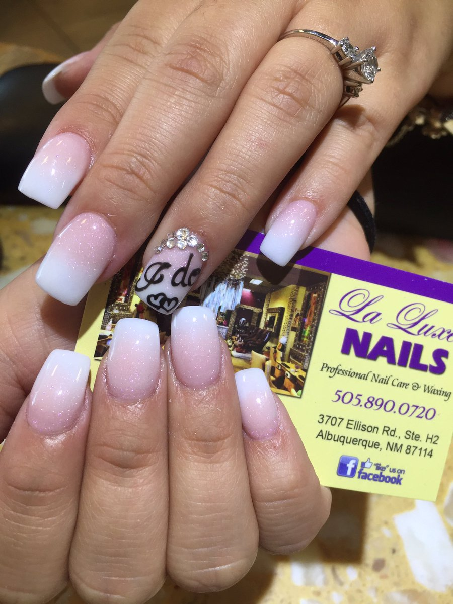 La Luxe Nails ABQ on Twitter: \