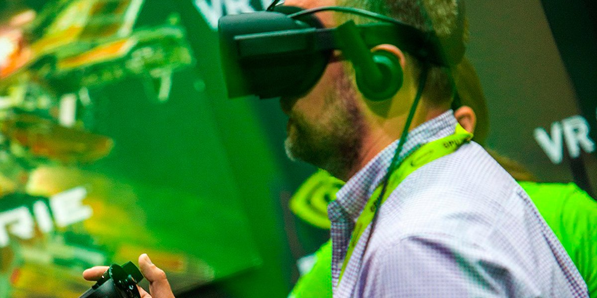 Think #VR is just for gaming? Think again.  See how VR is going to take over every industry https://t.co/0vT4KZTK7B https://t.co/O2UGy8c4dh