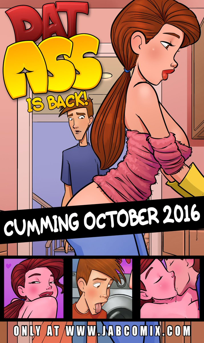 dat jab comics Cartoon ass porn