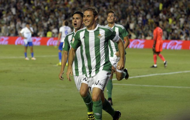 Video: Real Betis vs Malaga