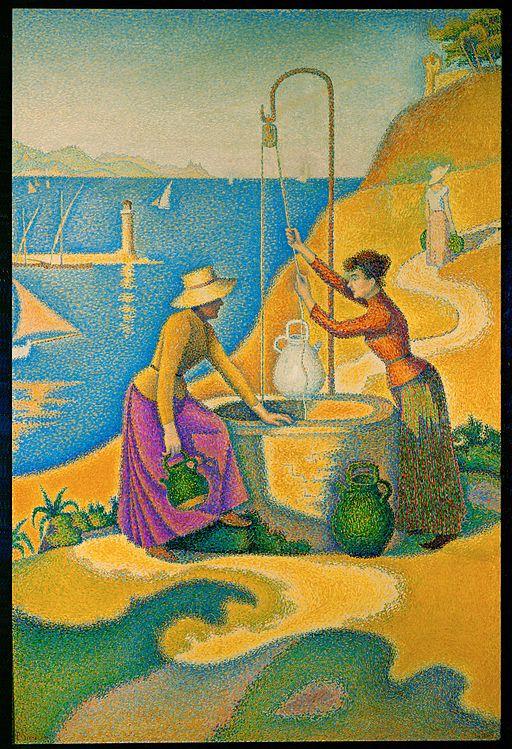 Paul Signacs works -> art-art-art.net/signac/ #art #painting