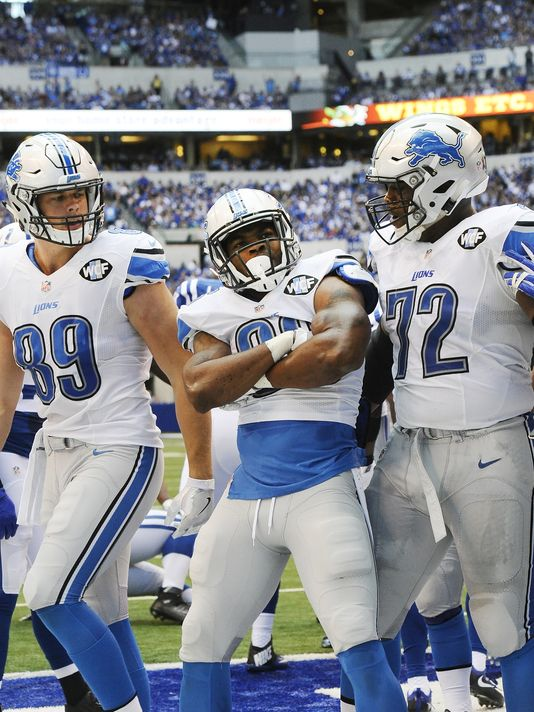 @Lions rookie Washington set to stake out big-time role