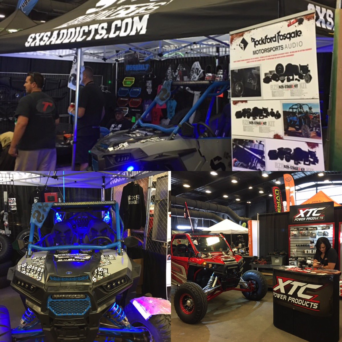 Rockford Fosgate On Twitter Come By RideNowPwrsprts Booth During - Westworld scottsdale car show