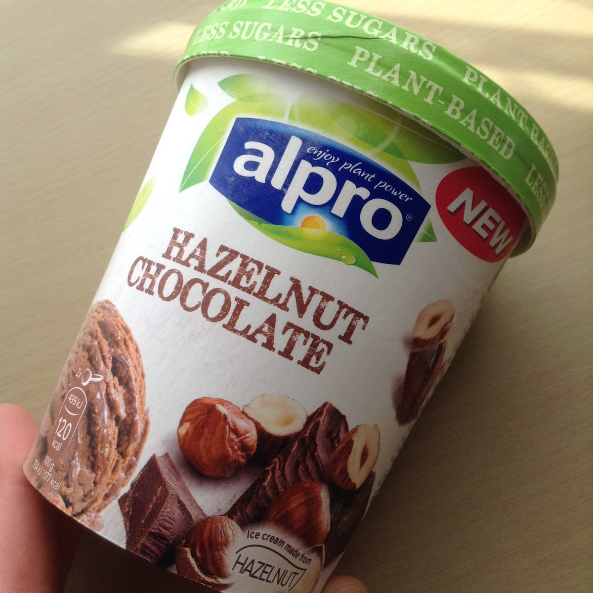 Kevs Snack Reviews On Twitter New Review Alpro Ice Cream
