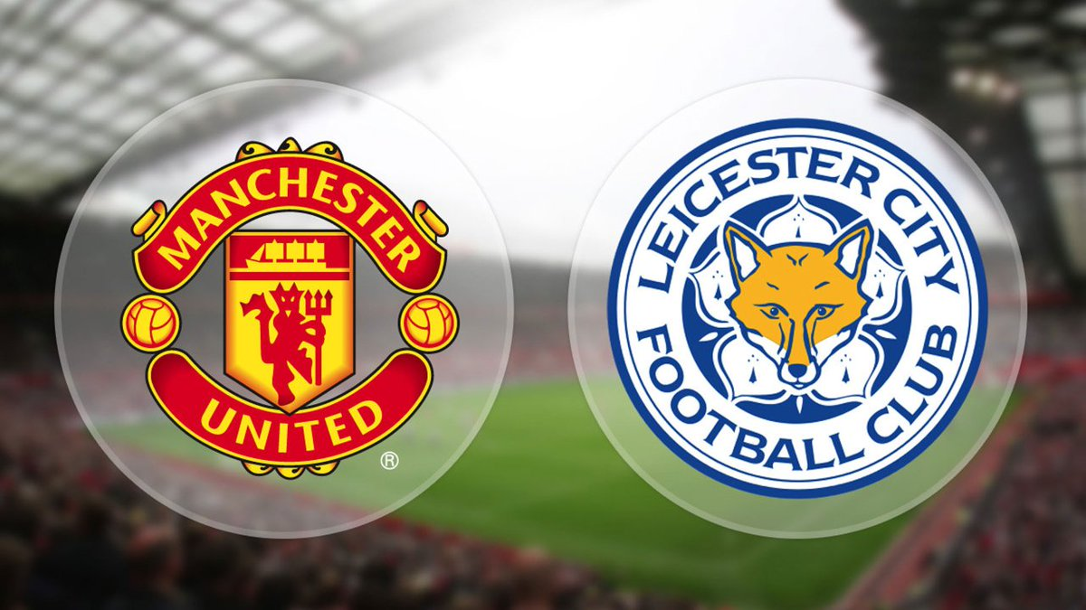 Manchester United-Leicester City Rojadirecta Streaming gratis, vedere Diretta con PC Tablet iPhone