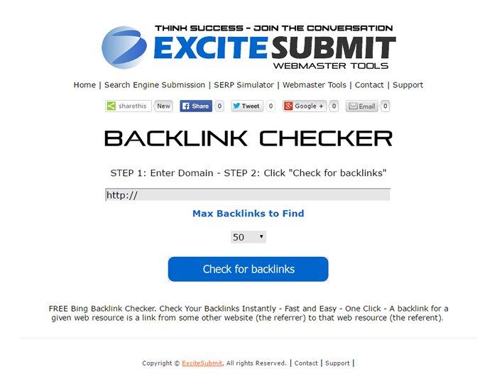 Free Backlink Sites