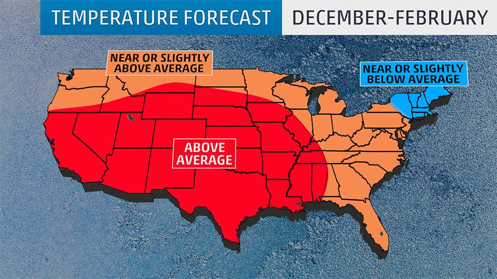 Winter Outlook ... How Cold Will It Be ? ... From the Weather Channel. @germannacc @RubyBrabo @RROutfitter @RunFARC @BleuSkye2 @doclock07<br>http://pic.twitter.com/WBxKLkHNct