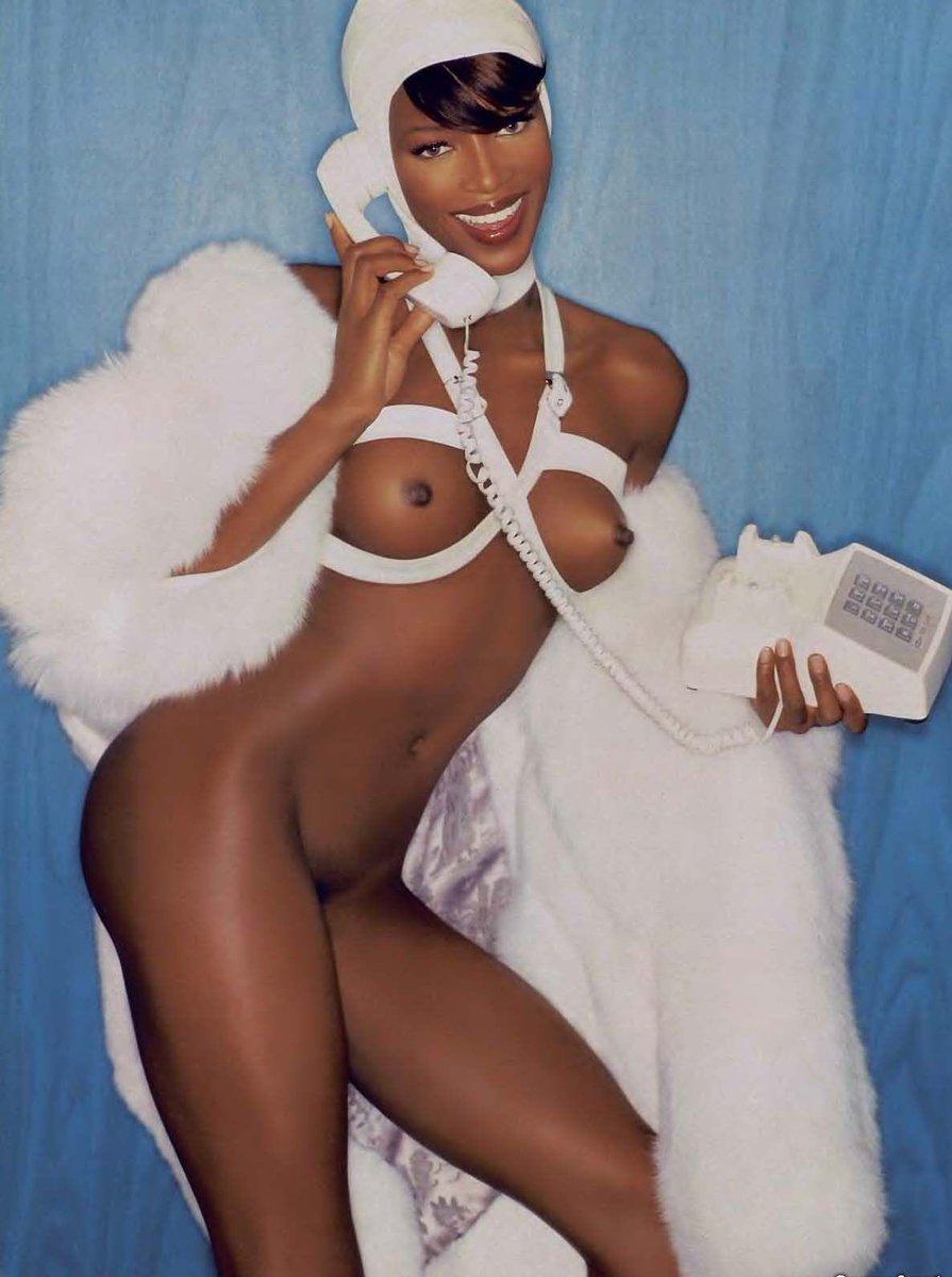 Naomi campbell hot nude