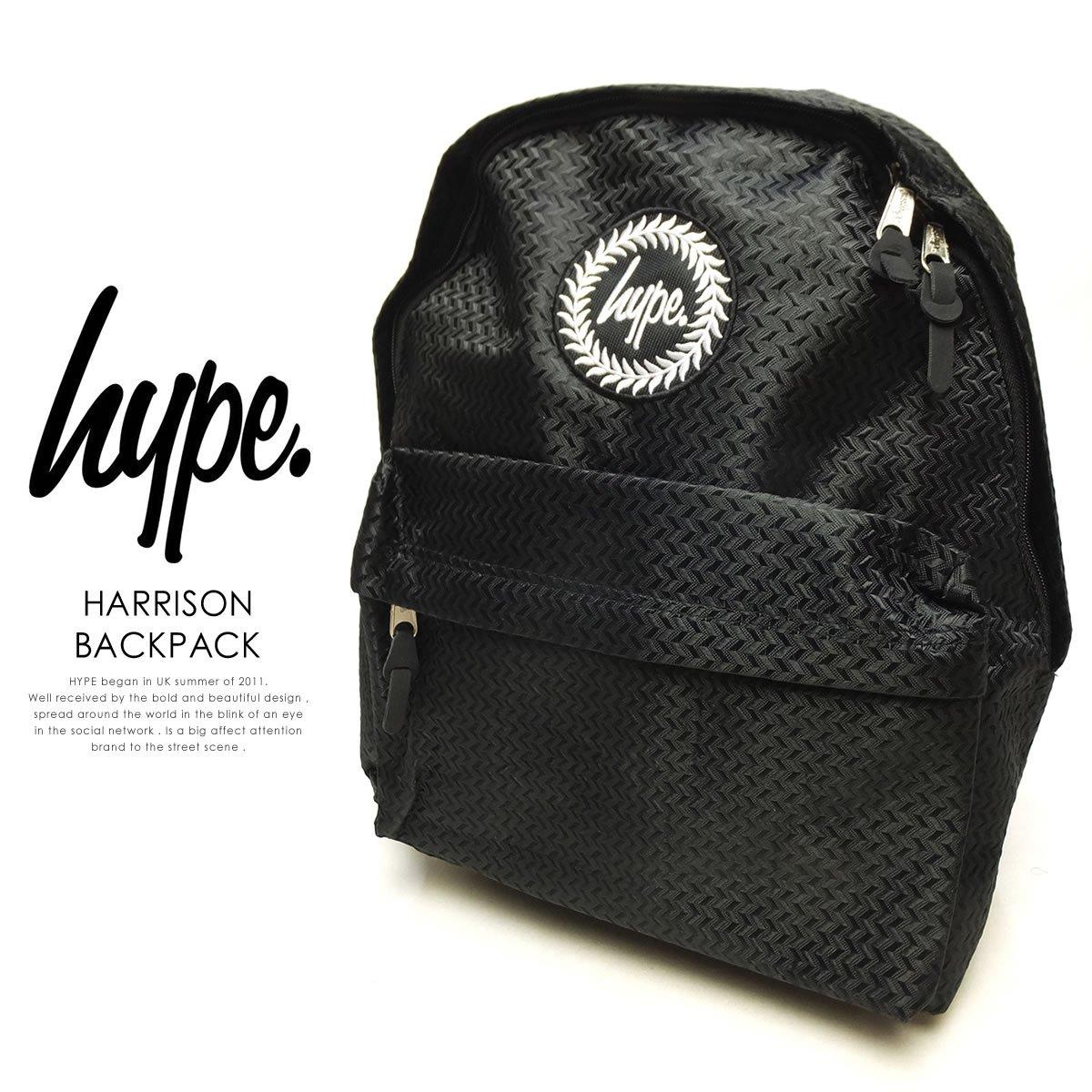 ea2cd88c3c50 グラフィカルなパターンデザインを大胆に落とし込んだブリティッシュストリートブランド #HYPE のバックパックが入荷。 ...