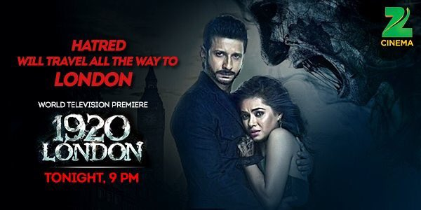 Guys watch my movie #1920london on @zeecinema today at 9 pm. Dont miss it https://t.co/8dCuhDGbey