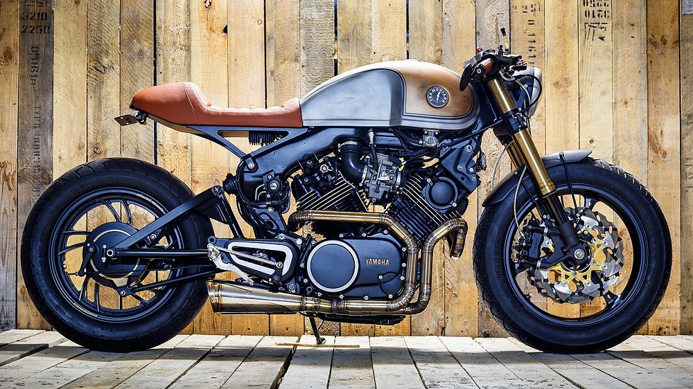 Sparta Garage On Twitter Yamaha Xv750 Cafe Racer