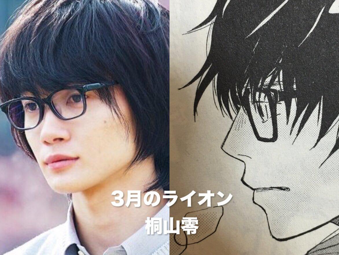 漫画原作の実写の神木隆之介 顔つきが全部違う、色々な役にハマってしまうのが本当にすごい
