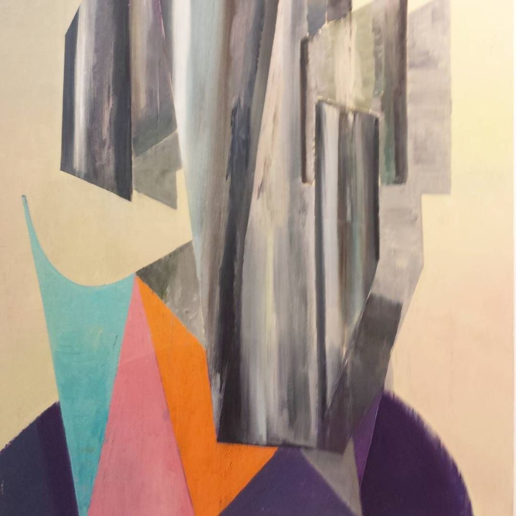 #gentikorini #abstract #painting #jeczagallery #viennacontemporary2016 https://t.co/eeMO6KHXDF