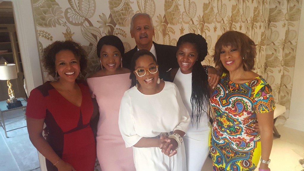 "Oprah Winfrey on Twitter: ""Off to celebrate @NMAAHC ! What ...  Oprah Winfrey o..."
