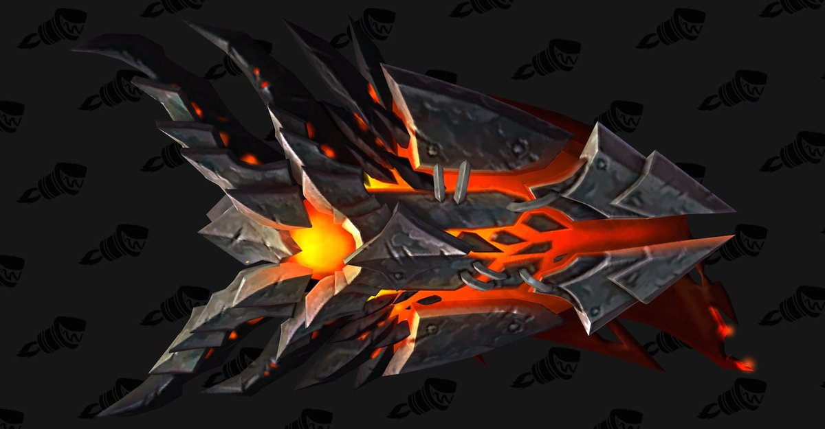 wowhead on twitter havoc fire and protection warrior hidden
