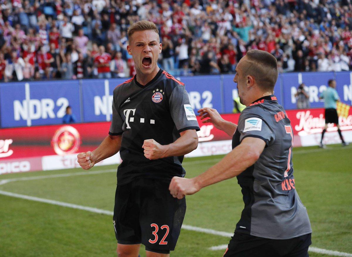 Video: Hamburger SV vs Bayern Munich