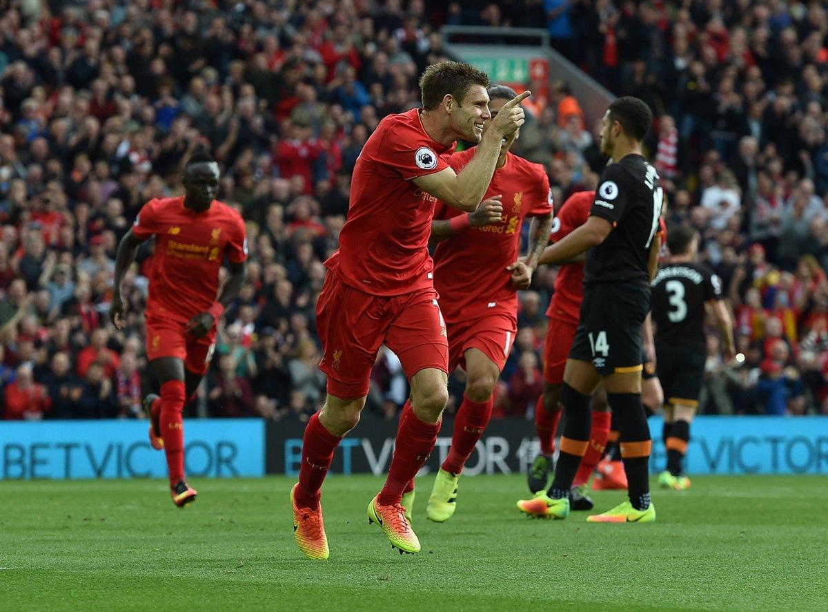 Video: Liverpool vs Hull City