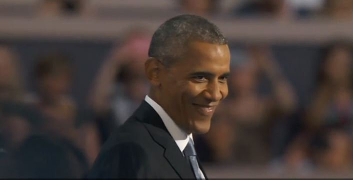 @OHDems confirm @POTUS will be the special guest for their state dinner on Oct. 13 in Columbus.