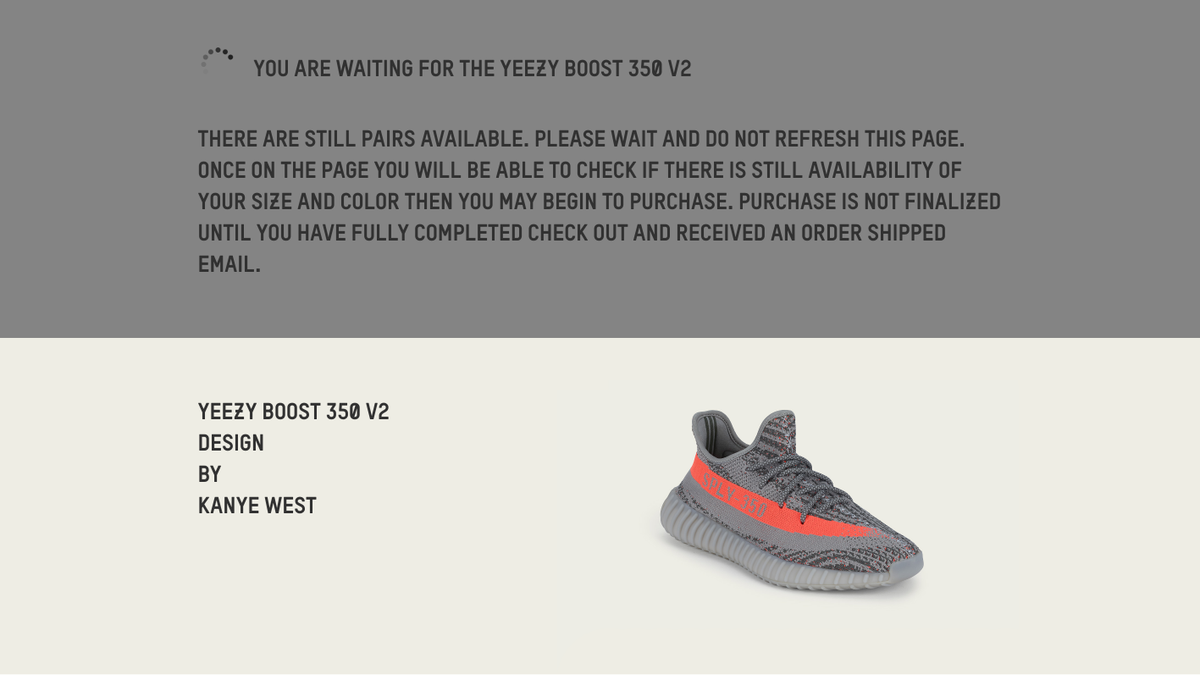3249a59b0f28 Guide  How to minimize your chances of taking an L on Yeezys   Sneakers