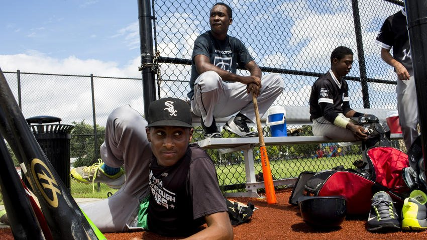 Baseball's racial disparity continues, from Little League to the majors