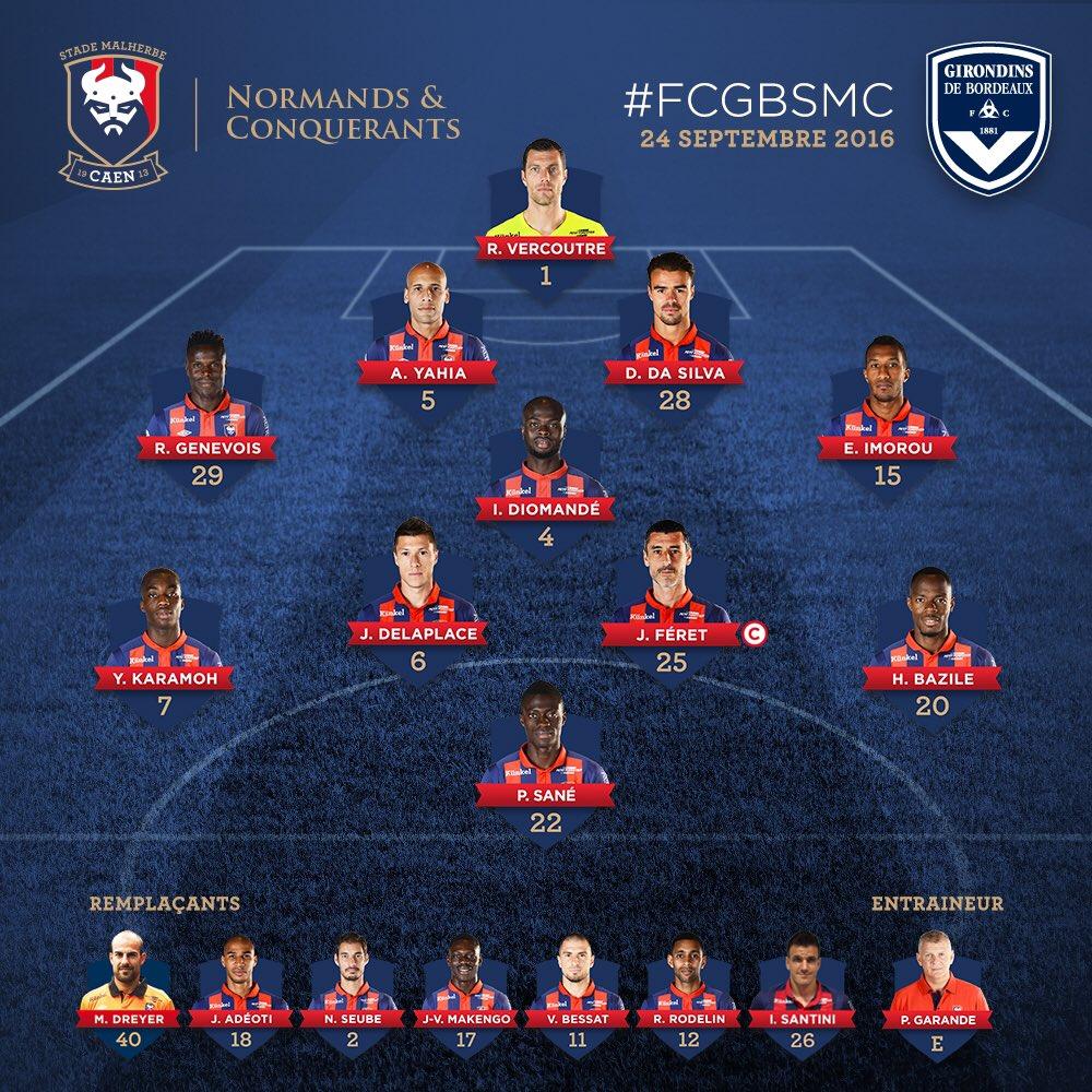 [7e journée de L1] FC Girondins de Bordeaux 0-0 SM Caen CtImAgeWEAEGrS3