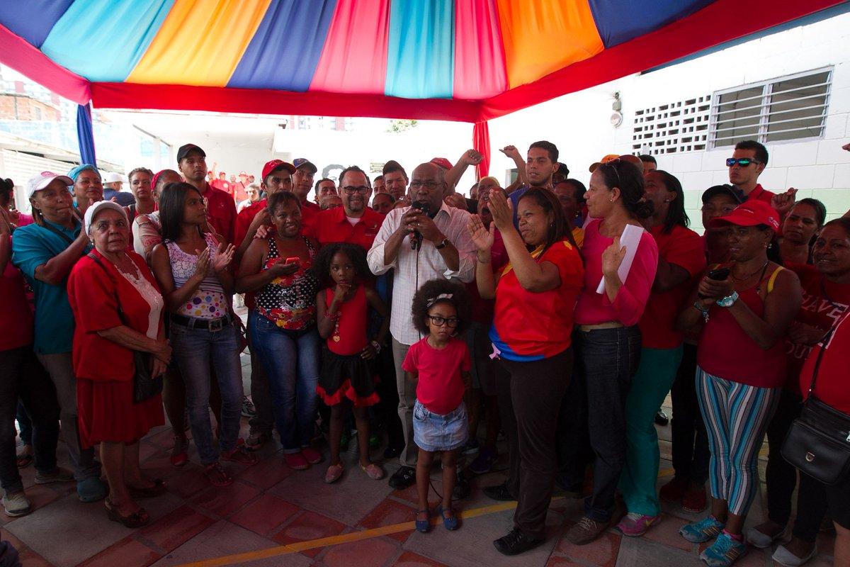 Colegios del país serán epicentro de la protección social del pueblo