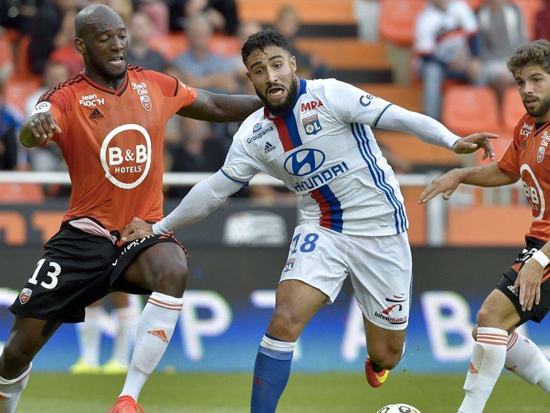 Video: Lorient vs Olympique Lyon