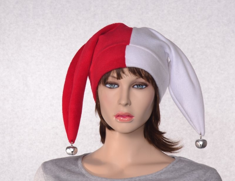 Red and White Harlequin Cap Costume Jester Hat Two Pointed … https://t.co/8oQKIQ48zn #MountainGoth #MountainGothHats https://t.co/DBwEP6j7dr