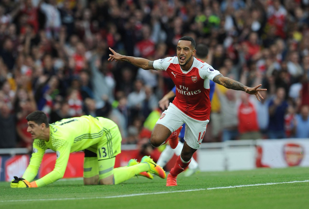 Arsenal 3-0 Chelsea – Report