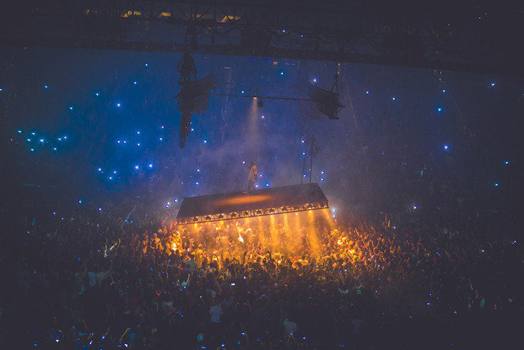 KanyeWest Gives Houston a Concert Experience Unlike Any Other